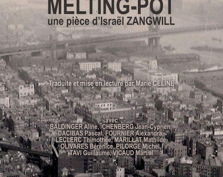 15 février 2016 – MELTING-POT