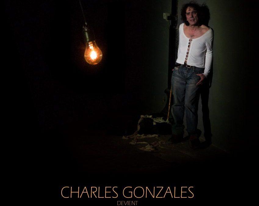 18 décembre 2017 Charles Gonzales devient Sarah Kane
