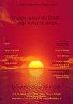 Vendredi 22 juin 2018 à 20h  Voyage autour du soleil… Voyage autour du monde…