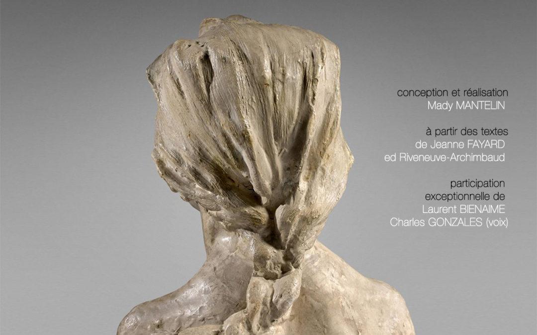 Mardi 3 juillet 2018 à 20h  Camille et Rodin : Enfances