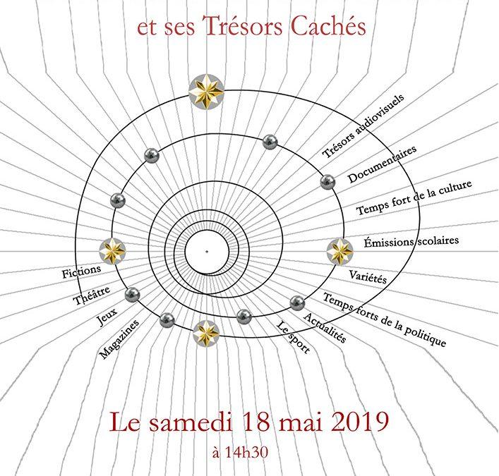 Samedi 18 mai 2019 – Découverte du Patrimoine Audiovisuel et ses Trésors Cachés