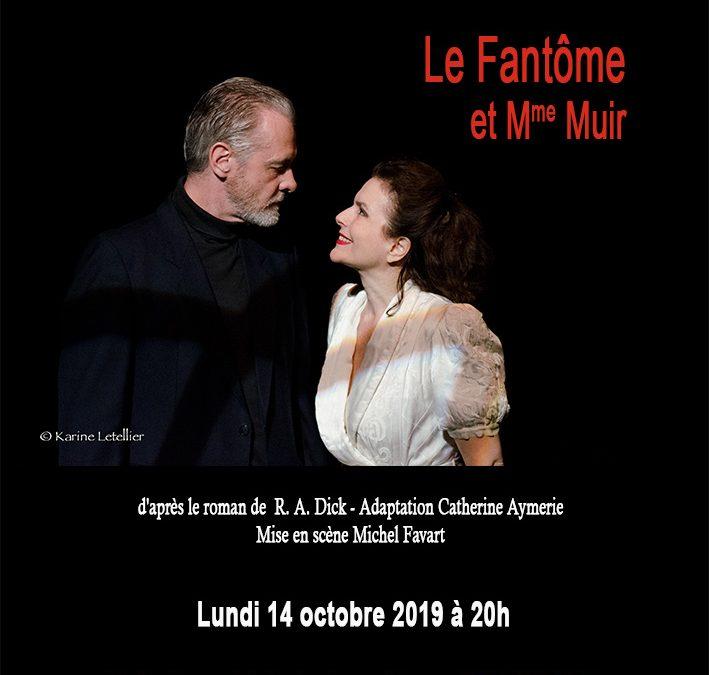 Lundi 14 octobre 2019 : Théâtre