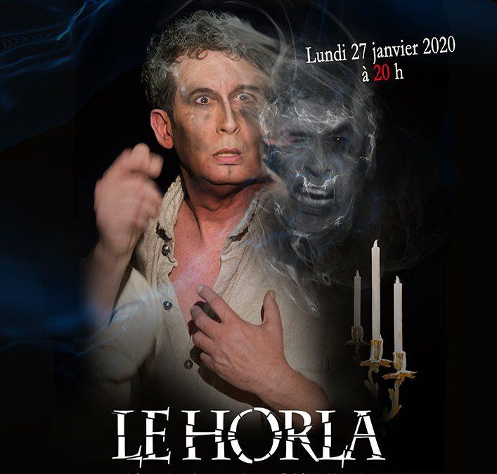 Lundi 27 janvier 2020 : Le Horla