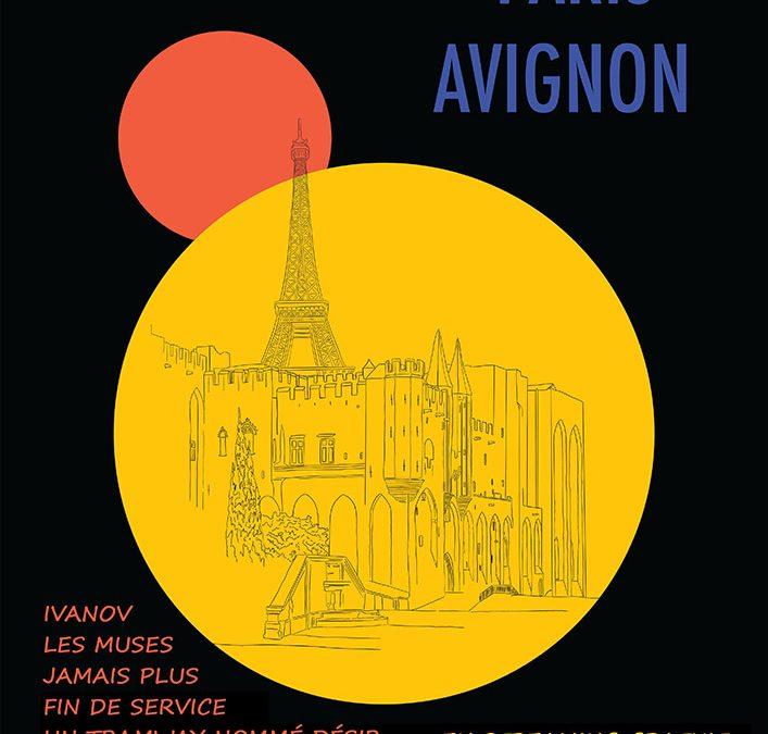 Du 2 au 8 février 2021 : Paris-Avignon