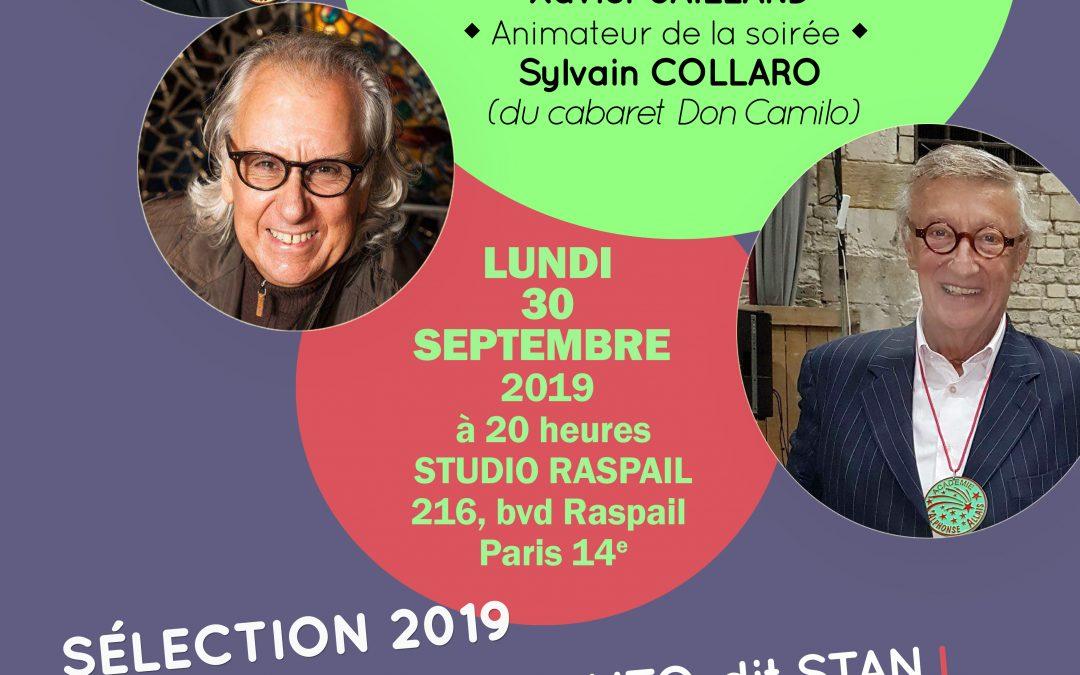 Lundi 30 septembre 2019 : FESTIV'ALLAIS