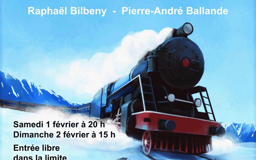 1er et 2 février 2020 : Albert Thomas, Voyage