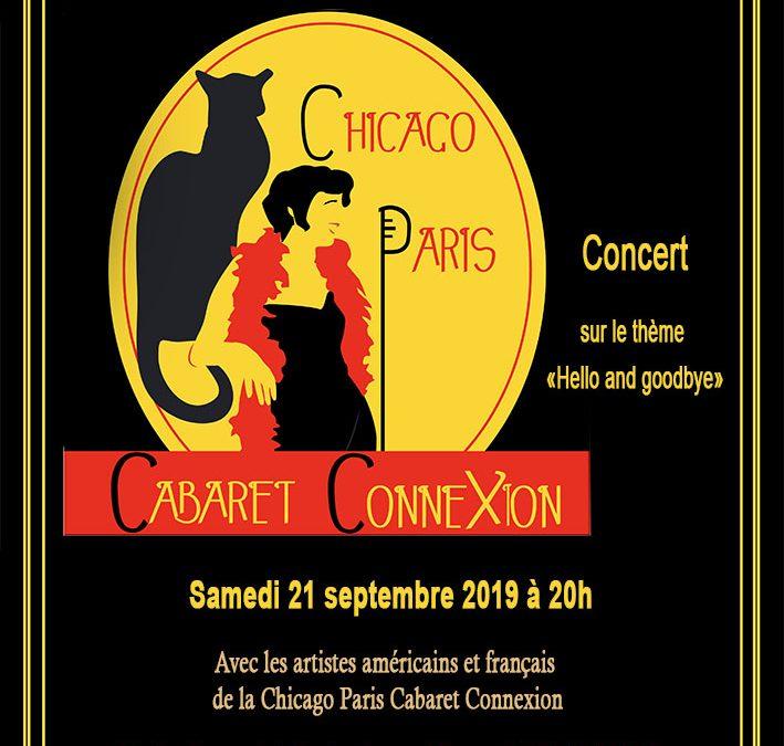 Samedi 21 septembre 2019 : Concert