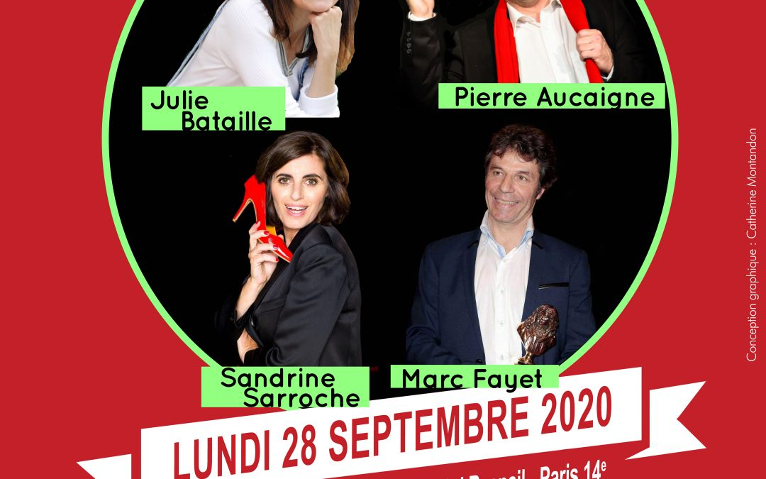 Lundi 28 septembre 2020 : FESTIV'ALLAIS