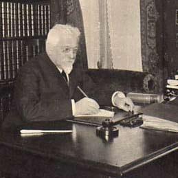 Albert Cim fondateur de la société litteraire
