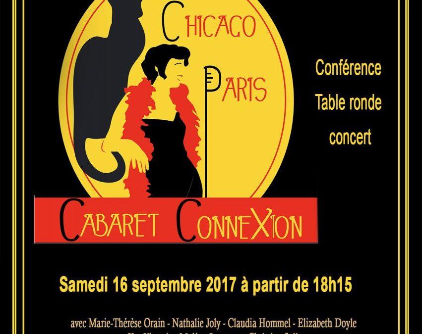 16 septembre 2017 Cabaret Chicago Paris Connexion