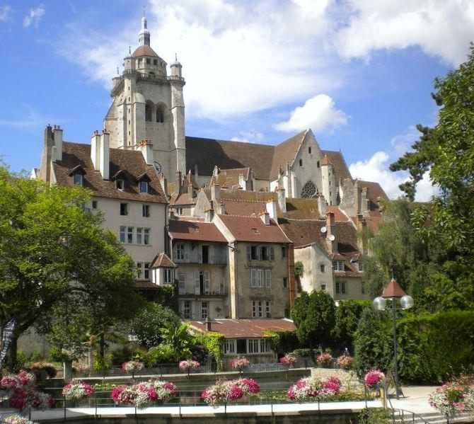 Voyage en Franche Comté les 17 et 18 mai 2014