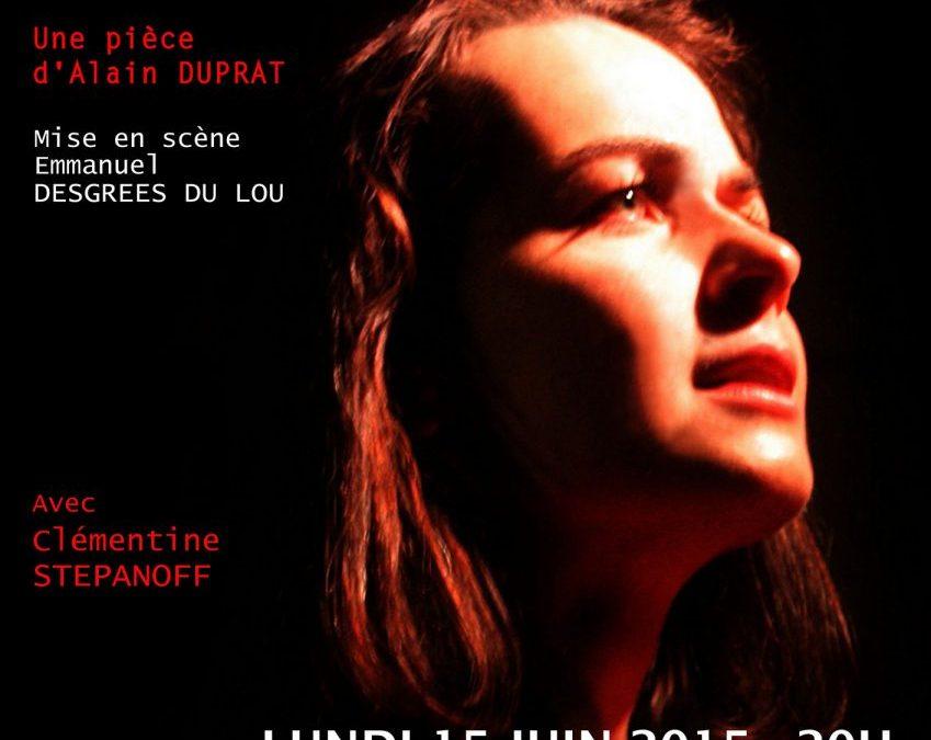Lundi 15 juin 2015 – Louise Michel, la louve