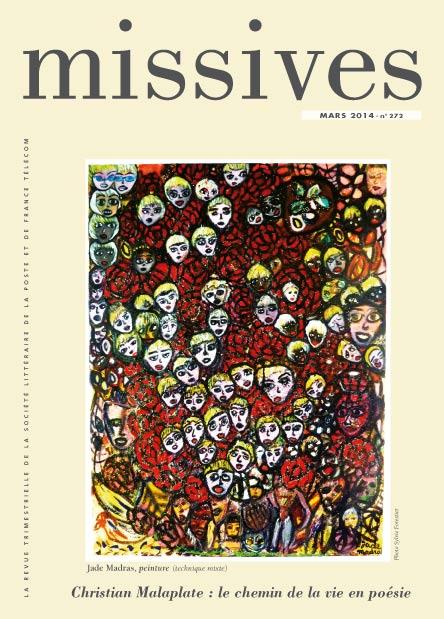 Missives n° 272 – Mars 2014