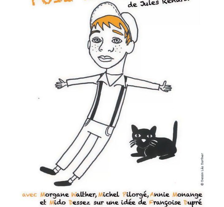 5 Juin – Théâtre – Poil de carotte