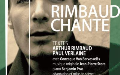 Vendredi 25 janvier 2019 à 20h – Rimbaud Chante