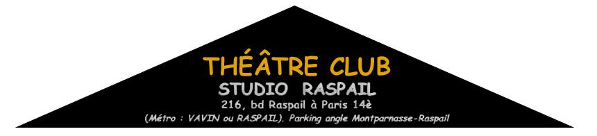 Théâtre club bandeau