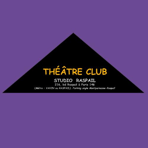 Théâtre Club : Lundi  4 juin 2018 – 20h